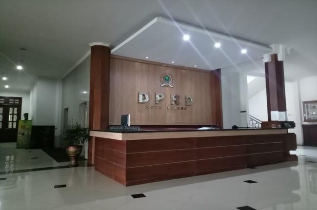 Suasana di Kantor DPRD Kota Malang, Kamis, 6 September 2018, Medcom.id - Daviq