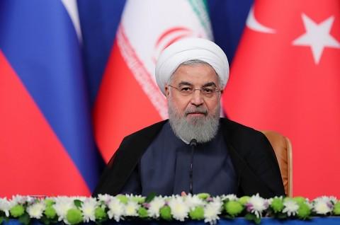 Ditekan AS, Presiden Iran Serukan Persatuan Nasional