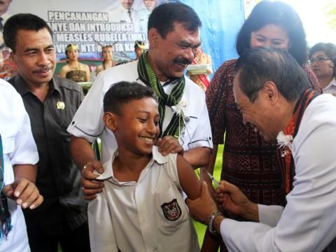 KPAI Bantah 55 Anak Meninggal karena Vaksin