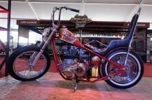 Persaingan Sengit Motor Custom di Kota Angin Mamiri