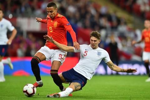 Spanyol Jadi Penjinak <i>The Three Lions</i> di Wembley