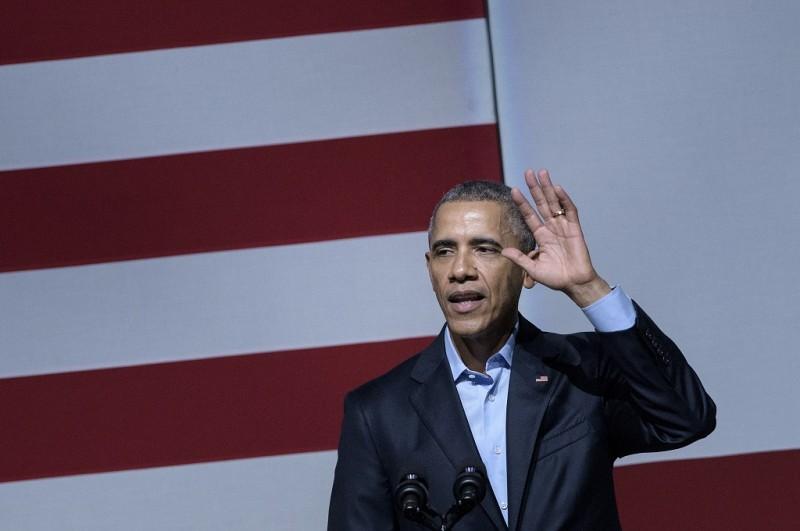 Presiden ke-44 AS Barack Obama. (Foto: AFP)