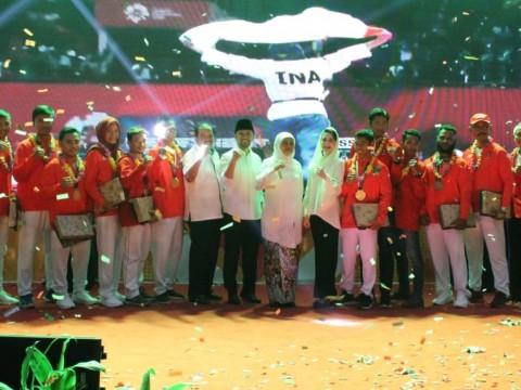 Khofifah: Asian Games Cerminan Kebersamaan Bangsa