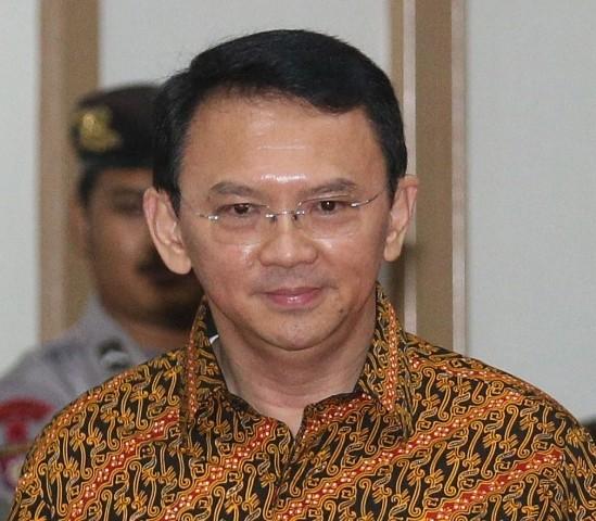 Mantan Gubernur DKI Jakarta Basuki Tjahaja Purnama alias Ahok. Foto: MI/Ramdani