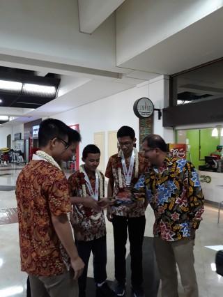 Indonesia Tuan Rumah Olimpiade Komputer Internasional di 2022