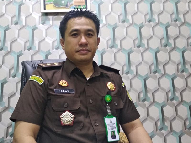Ketua Tim Pengawal Pengaman Pemerintahan dan Pembangunan Daerah (TP4D) Sidoarjo, Idham Kholid. Medcom.id/Syaikhul Hadi