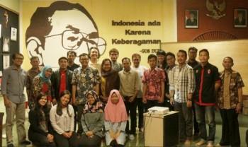 GNRM Gandeng Paritas Institut Bangun Jaringan Pemuda Penggerak Perdamaian