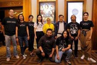 Wapres Kalla Tonton Film Wiro Sableng 212