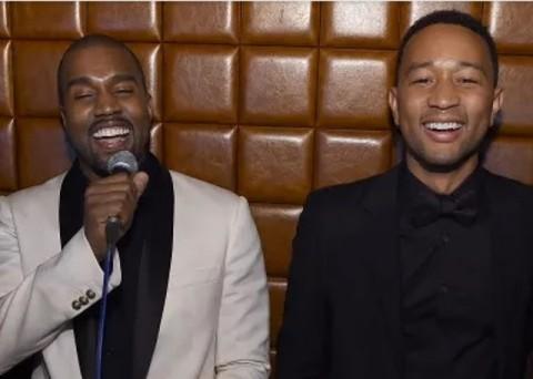John Legend Sebut Kanye West Serius Soal Rencana Nyapres