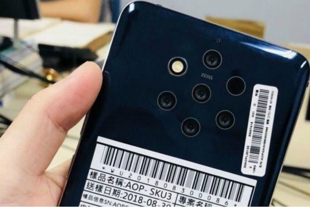 Smartphone Nokia dengan lima kamera belakang dikabarkan telah mendapatkan sertifikasi dari Tiongkok sejak Mei lalu.
