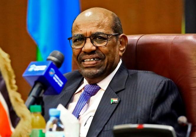 Presiden Sudan Omar al-Bashir. (Foto: AFP).