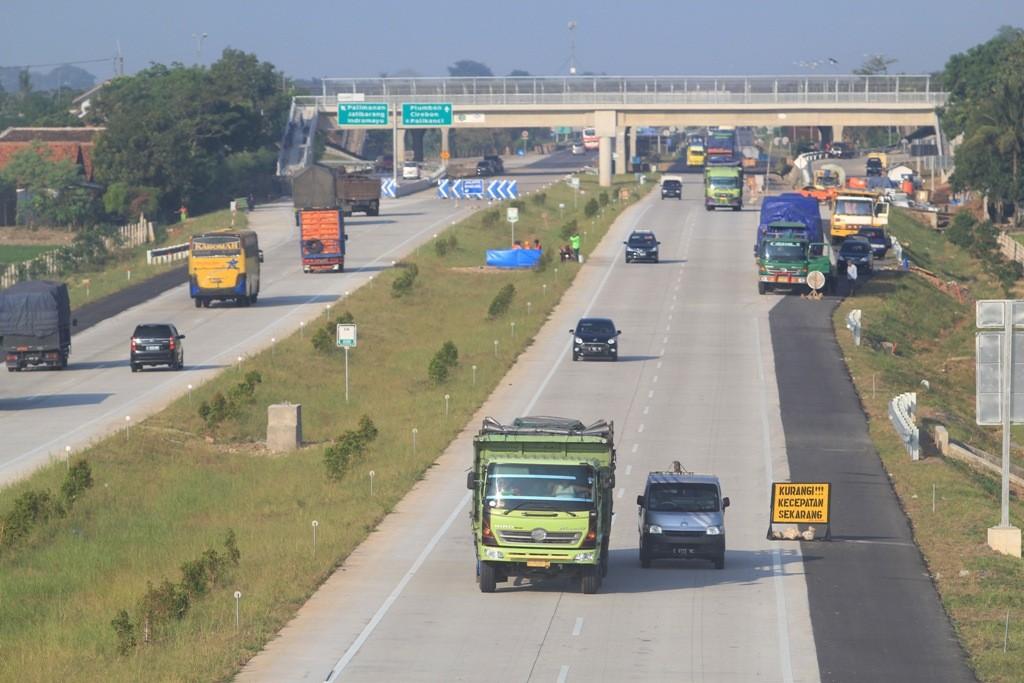 Logic driving patut digunakan sesuai kondisi lalu lintas di jalan raya. Dok Antara
