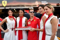<i>Grid Girls Comeback</i> di GP Singapura