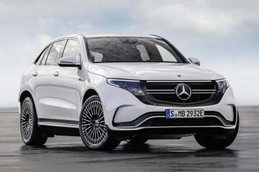 EQC, SUV Listrk dari Mercedes-Benz Calon Rival Tesla