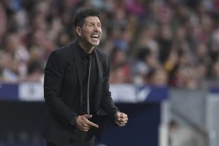 Agen: Simeone akan ke Inter Milan