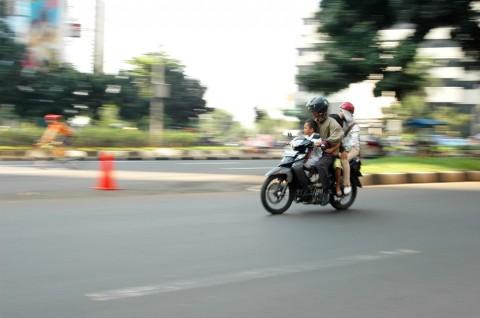 Orang Tua Jangan Izinkan Anak Membawa Kendaraan Sendiri