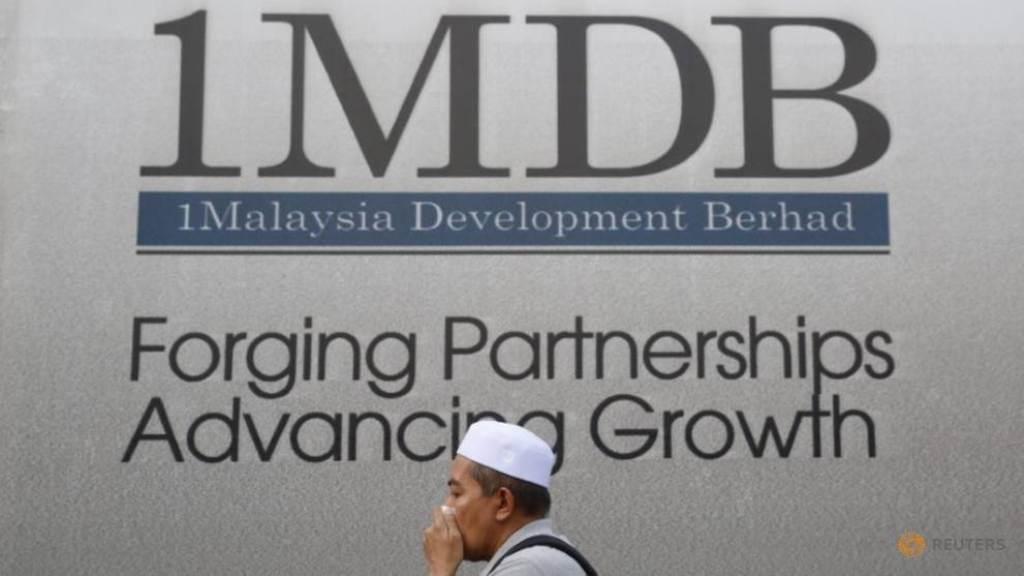 Kasus 1MDB. (Foto: Channel News Asia).