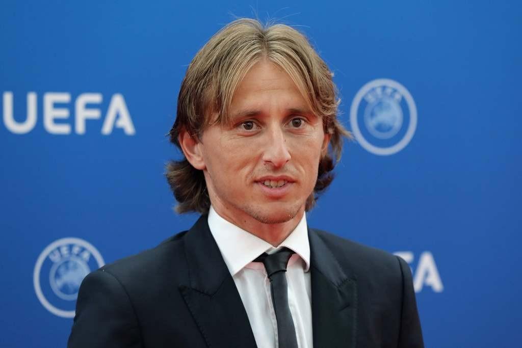 Luka Modric. (Foto: AFP/Valery Hache)