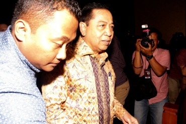 Novanto Disebut Pelaku Utama Suap PLTU Riau-I