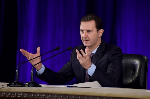 Assad Disebut-sebut Setujui Serangan Gas di Idlib
