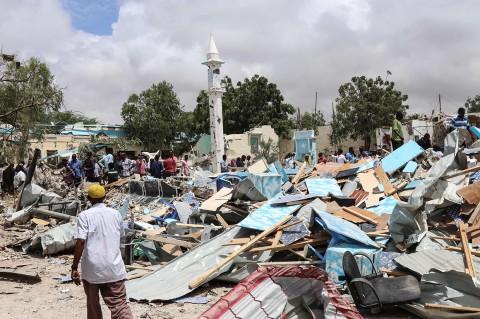6 Orang Tewas dalam Ledakan Bom Bunuh Diri di Somalia