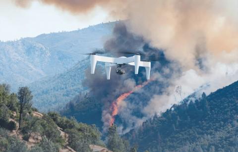 Drone Ini Bisa Terbang Selama Dua Jam