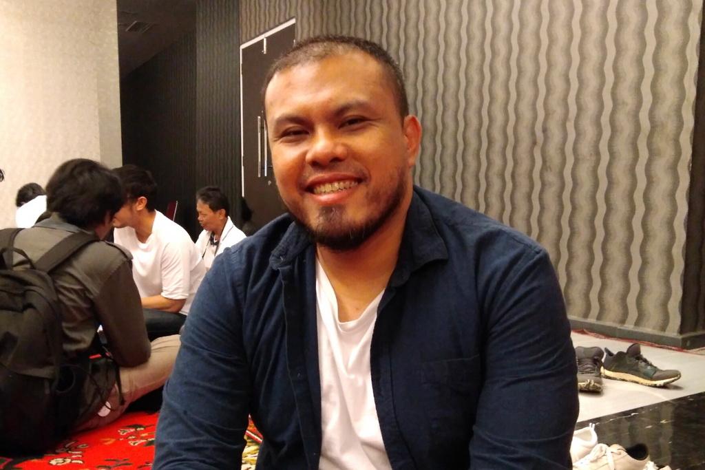 Joko Anwar (Foto: Medcom/Purba)