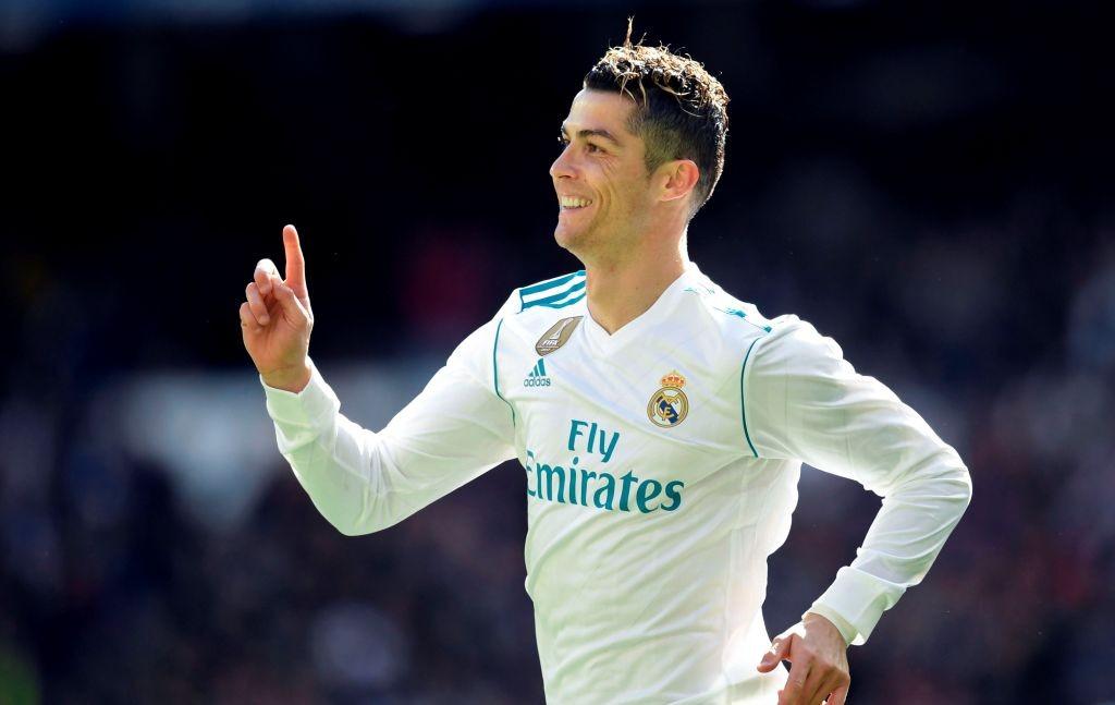 Cristiano Ronaldo (Foto: AFP/Gabriel Bouys)