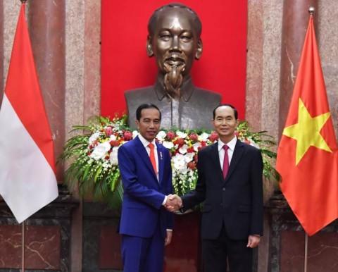 Perdagangan Indonesia-Vietnam Ditargetkan USD10 Miliar pada 2020