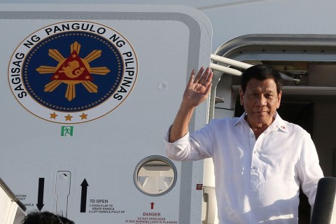 Duterte Klaim Ada Rencana Kudeta di Filipina