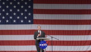 NASA Pertimbangkan Izinkan Iklan di Roketnya