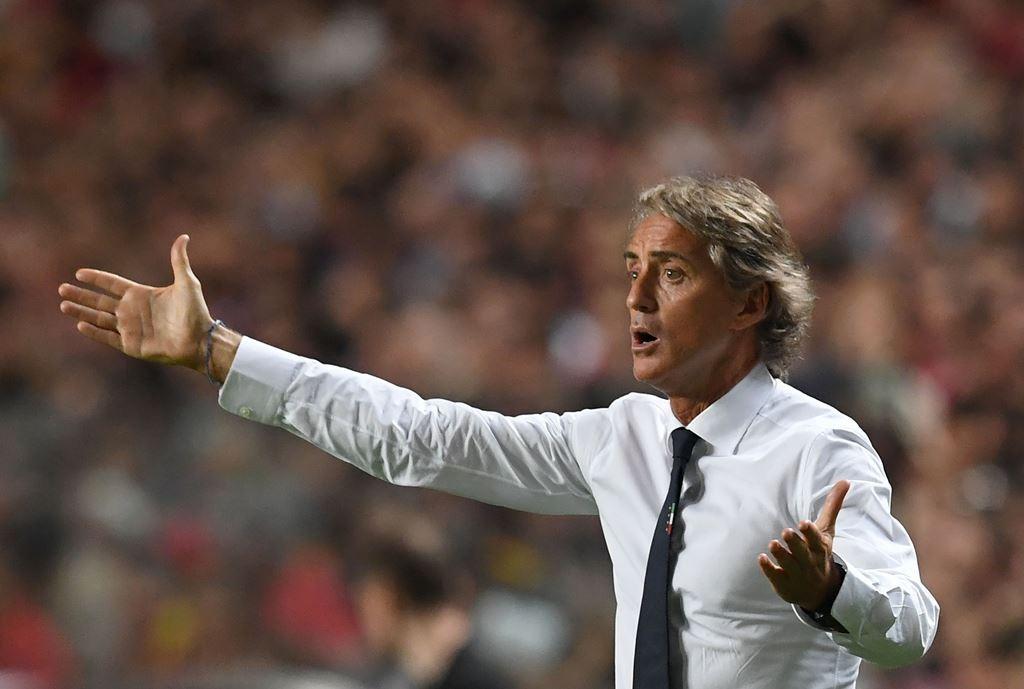Roberto Mancini (AFP/FRANCISCO LEONG)