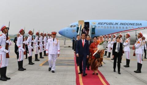 RI Targetkan Angka Perdagangan dengan Vietnam Rp148 Miliar pada 2020