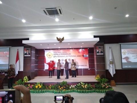 Kepala Perwakilan BPK Jawa Timur Dirotasi