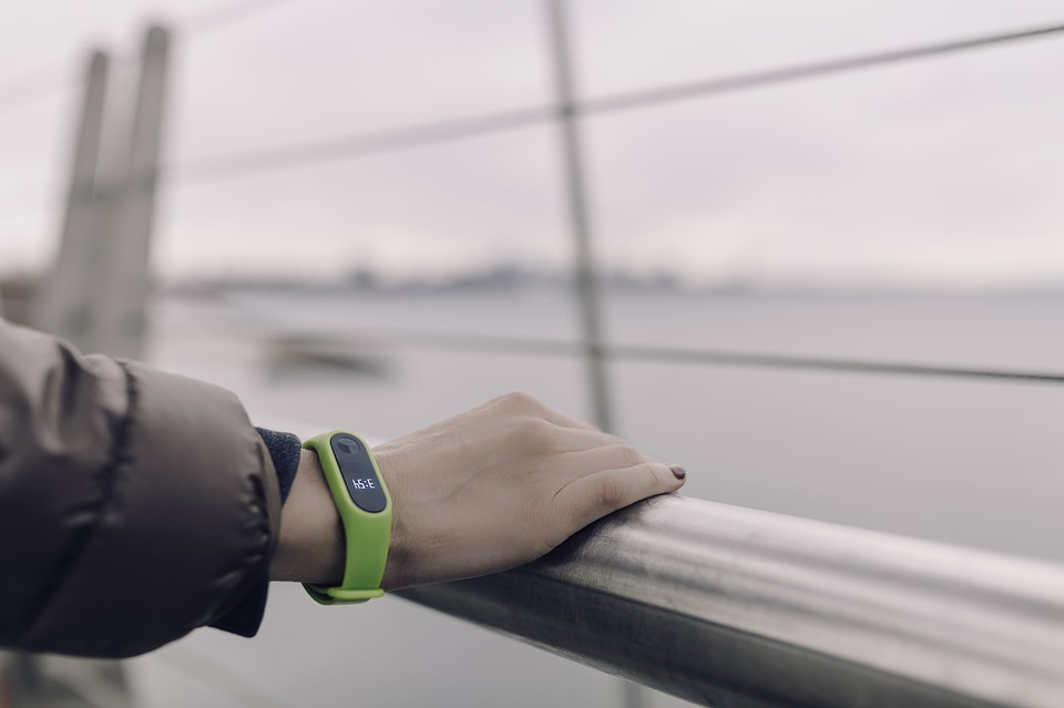 Fitbit membuat wearable.