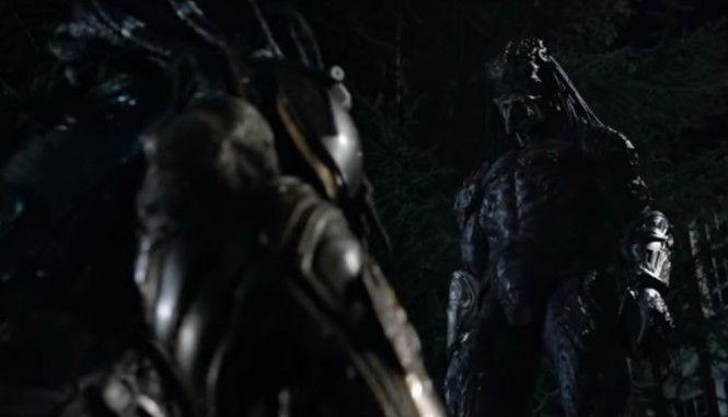 The Predator: The Hunt Has Evolved. (Foto: YouTube/20th Century Fox)