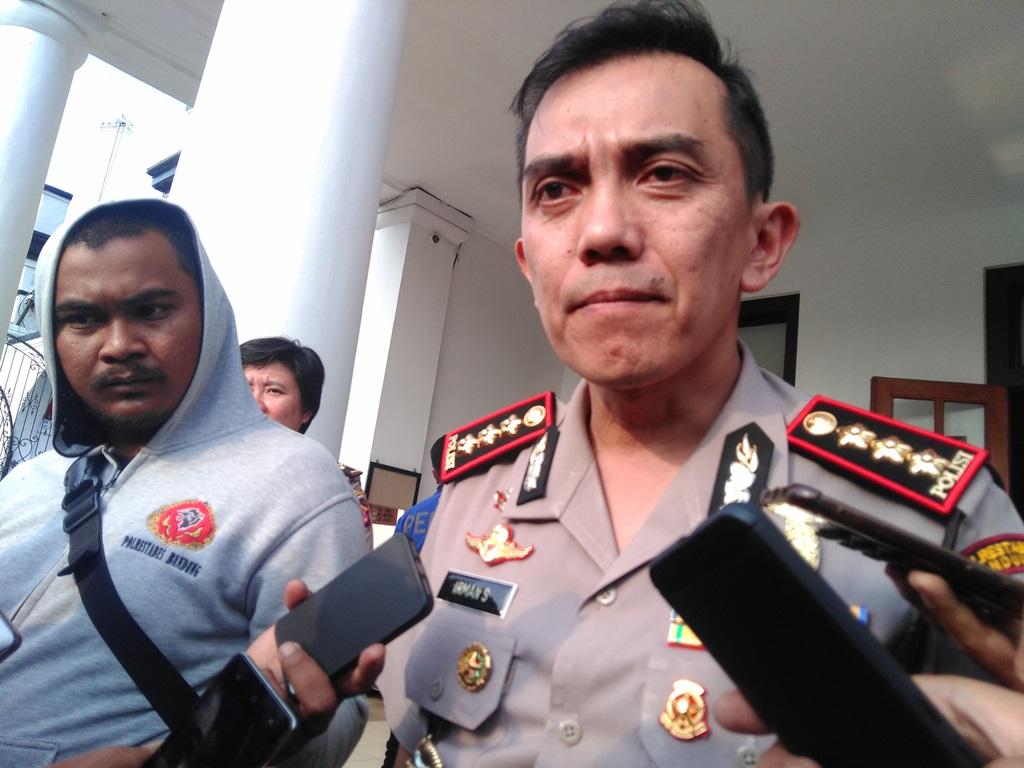 Kapolrestabes Bandung Kombes Pol Irman Sugema. (Foto: medcom.id/