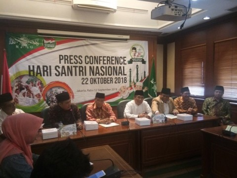 NU to Hold Events to Celebrate National Santri Day