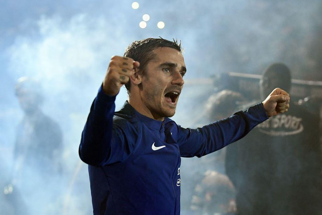 Antoine Griezmann (Franck FIFE / AFP)