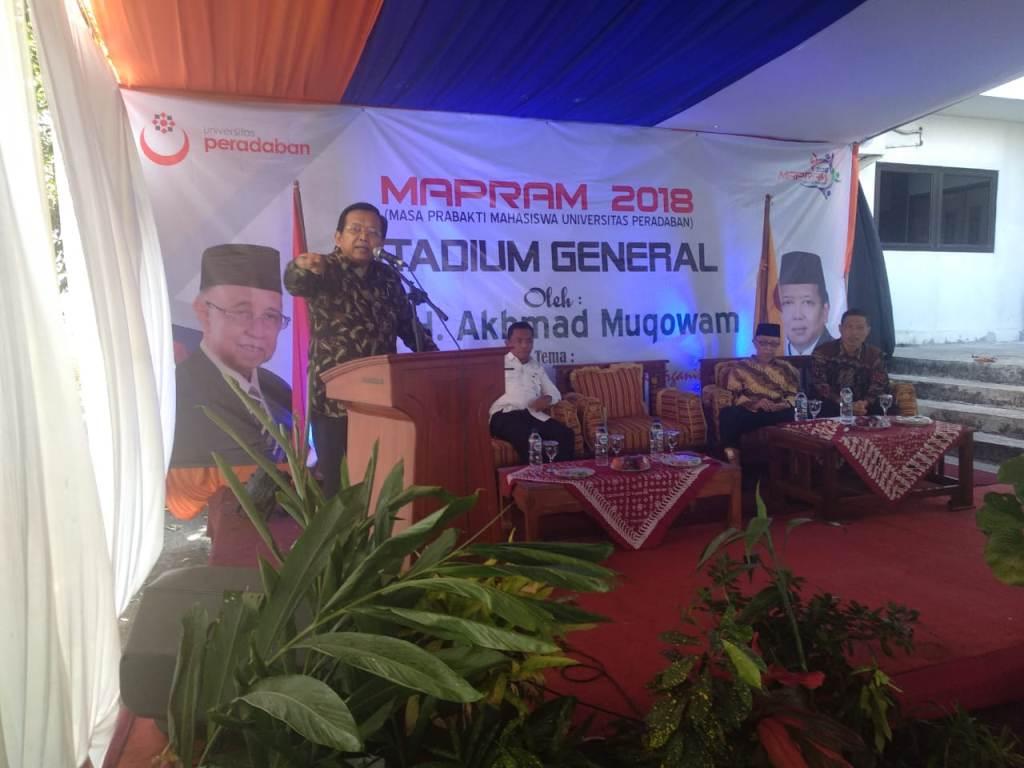 Wakil Ketua DPD RI Akhmad Muqowam -- Foto: dok DPD RI