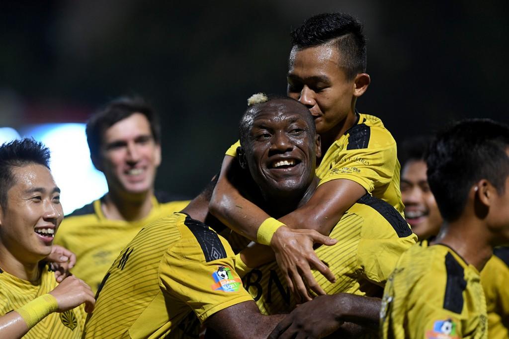 Bhayangkara Kalahkan Perseru 1-0
