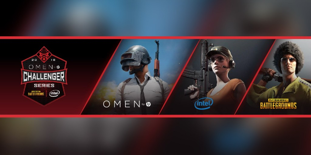 Omen by HP Challenger Series Tournament