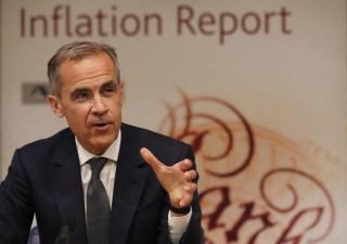 Mark Carney Perpanjang Masa Jabatan sebagai Gubernur Bank of England