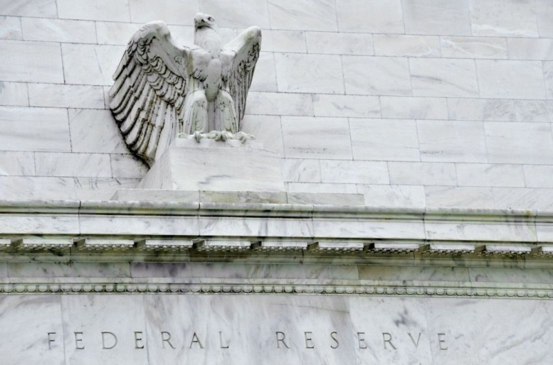 Gedung The Fed (FOTO: AFP)
