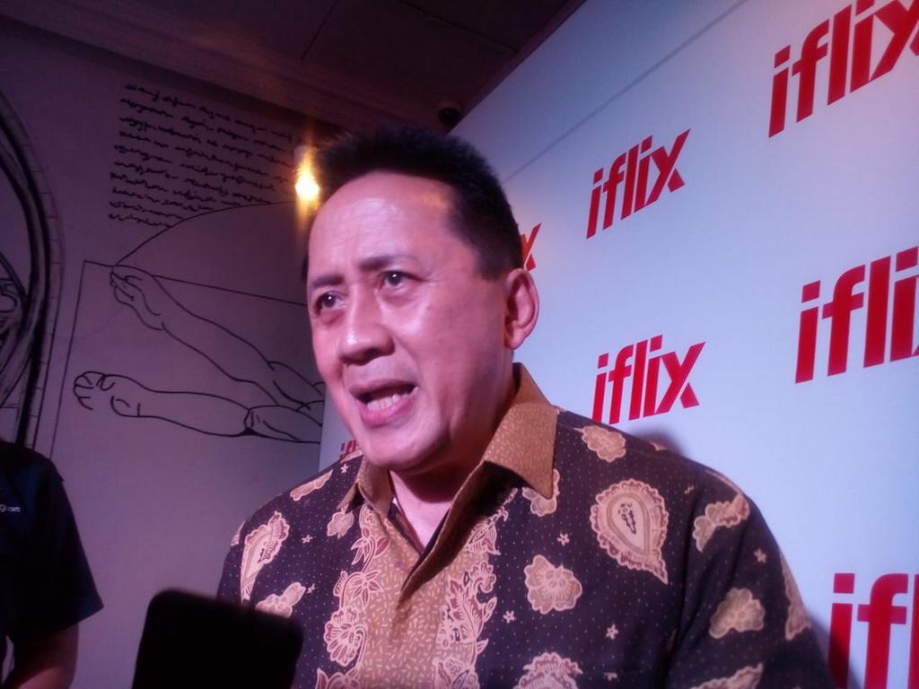 Kepala Badan Ekonomi Kreatif (BEKraf) Triawan Munaf. (Foto: Medcom.id/Cecylia Rura)