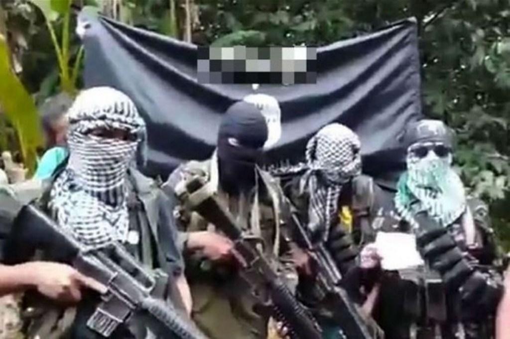 Kelompok Abu Sayyaf yang menjadi target operasi pasukan Filipina (Foto: The Star)