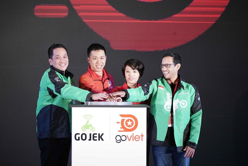 Go-Viet kini beroperasi di dua kota di Vietnam.