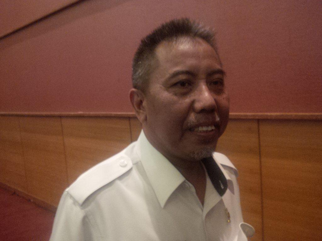 Kepala Badan Penanggulangan Bencana Daerah (BPBD) Provinsi Sumsel, Iriansyah. Medcom.id/Deddy Pranata