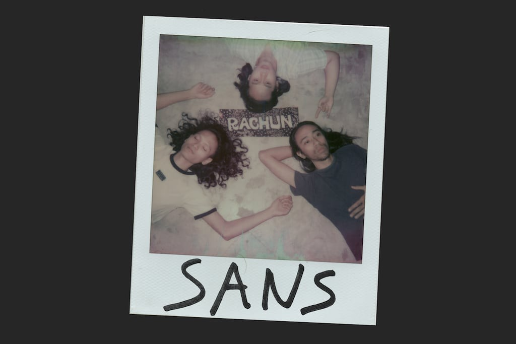 Artwork album Sans dari Rachun (Rekaman Pots)