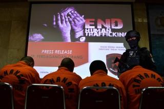 Sindikat Perdagangan Orang Jaringan Maroko dan Malaysia Ditangkap